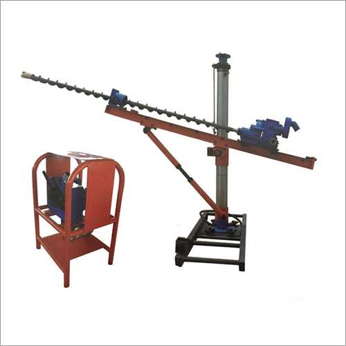 Portable Pneumatic Drilling Machine