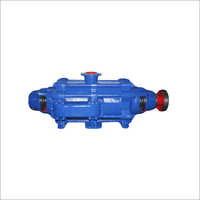 Anti Abrasion Multistage Pump