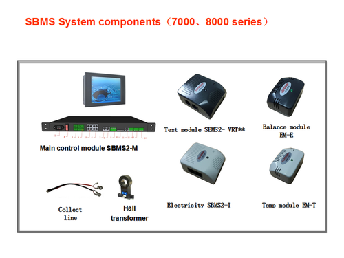 7000/8000 Series Smart Battery Management System