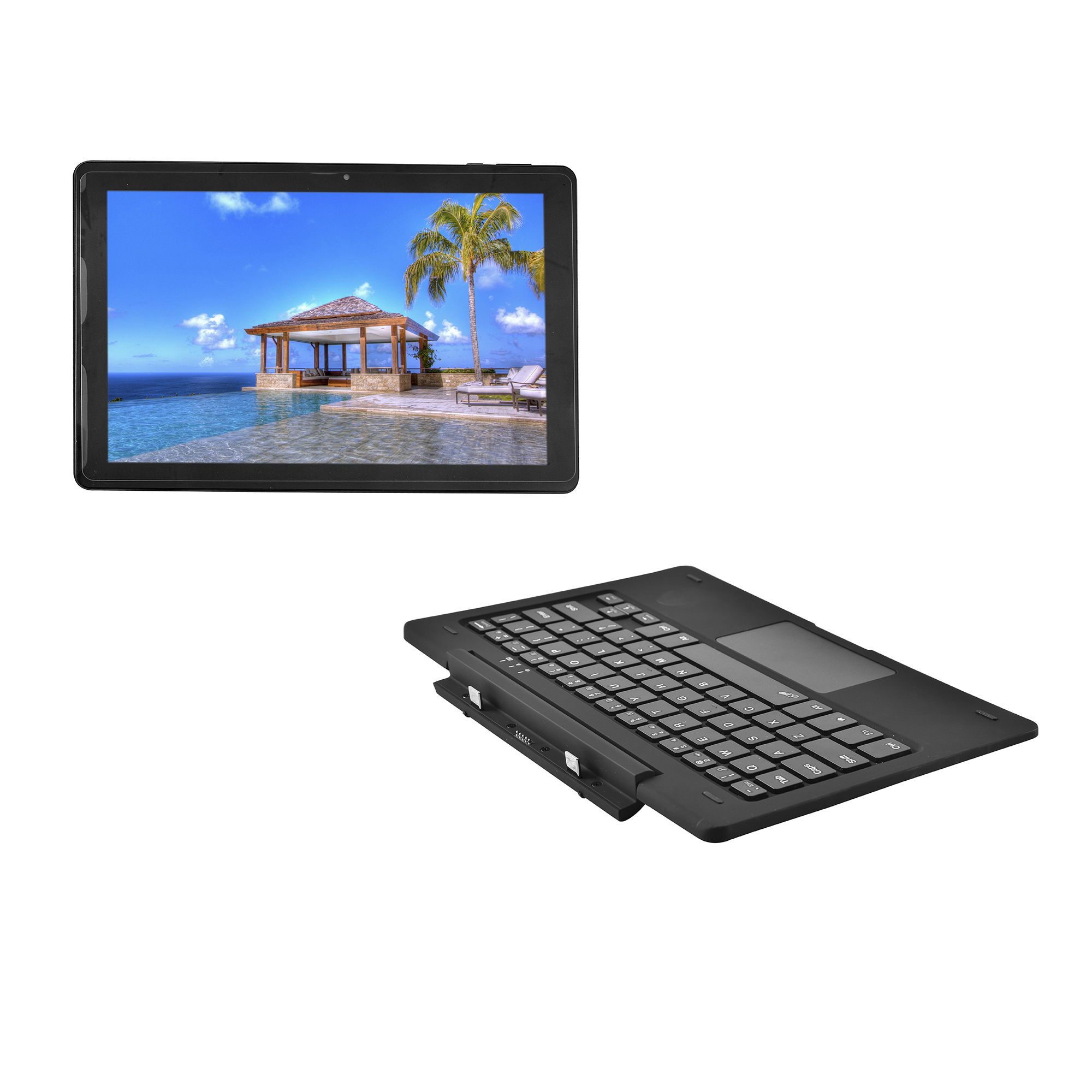 2 IN 1 TABLET PC