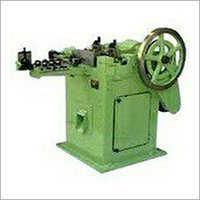 2 HP 3 Phase Motor Nail Making Machine