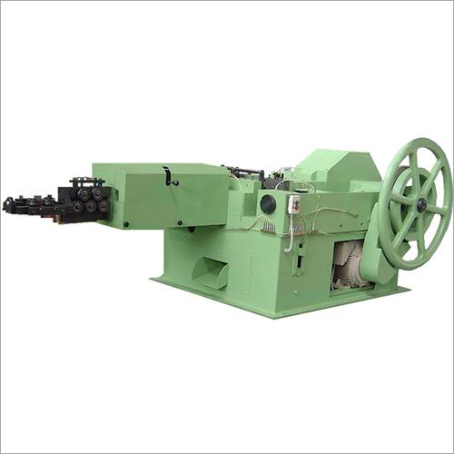 10 HP 3 Phase Motor Nail Making Machine