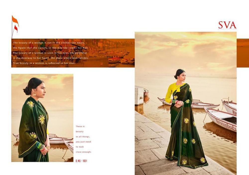 Fancy Rangoli Silk Sarees