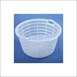 Plastic Round Net Basket Mould