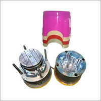 Plastic Designer Stool Mould