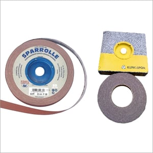 Abrasive Rolls and Sheets