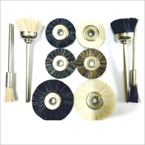 Mounted Unmounted Brushes