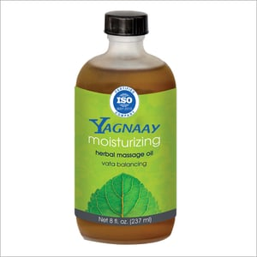 Moisturizing Herbal Massage Oil