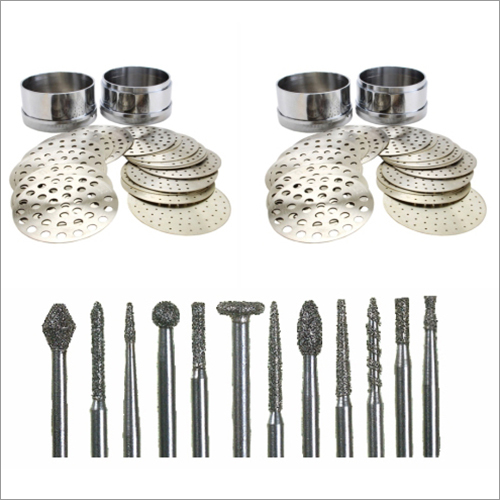 Sieves and Diamond Tool
