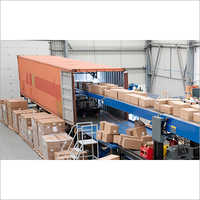Container Loading Conveyor Belt