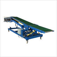 Automatic Flexible Loader Conveyor