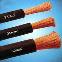 Copper Golden Welding Cable