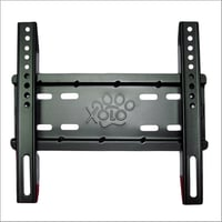 Black Coated Wall Mounted Stand