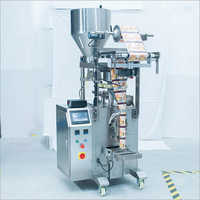 Semi-Automatic Namkeen Packing Machine