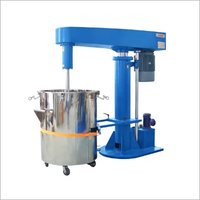High Speed Hydraulic Disperser