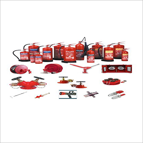 First Aid Fire Protection System