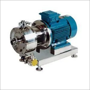 High Speed High Shear Mixer