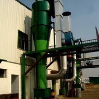 Dust Collection System For Paper Mills