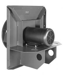 Centrifugal Fan BI Plug Fan