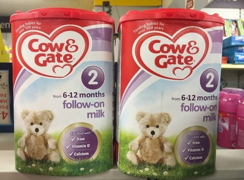 Cow And Gate Infant Formula All Stages