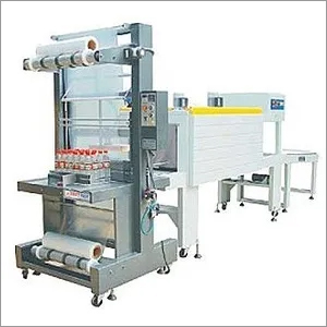 Sealer Bottle Wrapping Machine