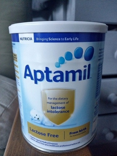 Aptamil Lactose Free Milk Powder 400g