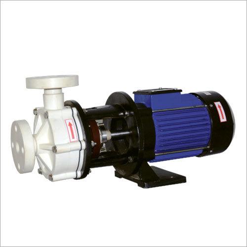 Horizontal Plastic Chemical Pumps