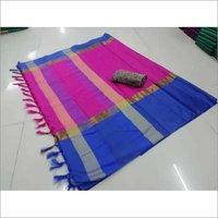 Super Jhalar Plus Silk Saree