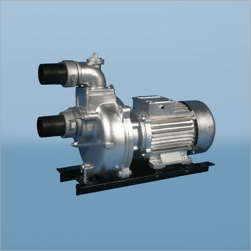 Self Priming Dewatering Pump