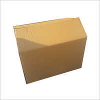 Brown Duplex Corrugated Box
