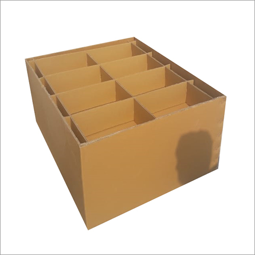 Corrugated Wine Box
