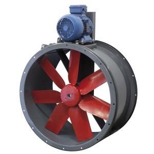 V - Belt Driven Axial Flow Fan