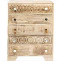 Designer Wooden Drersser