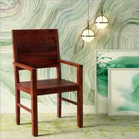 Wooden Plain Chair
