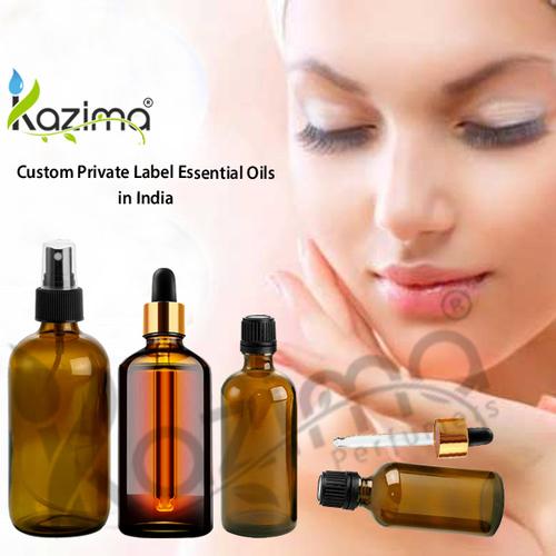 Custom Private Label Essential Oils in India