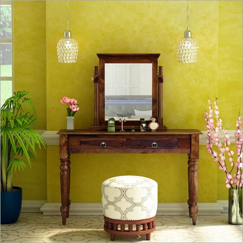 Wooden Designer Dressing Table