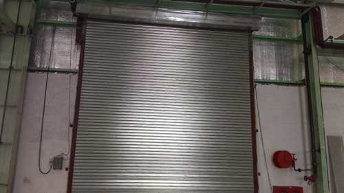 Automatic Industrial Rolling Shutter