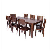 Wooden Plain Dining Table