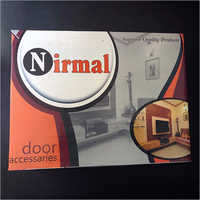 Door Accessories Corrugated Box