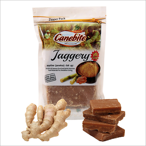 Ginger Jaggery Cube