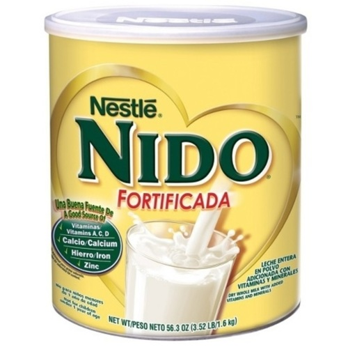 Nido Whole Dry milk powder 600g