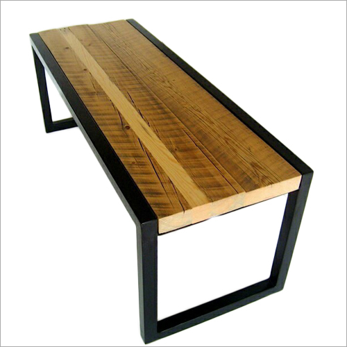 Industrial Wooden Dining Table