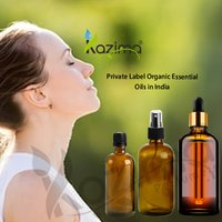 Private Label Organic essential oils in India