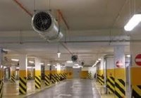 Automation In Car Park Ventilation System