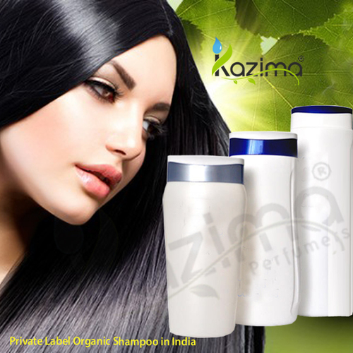Private Label Organic shampoo in India