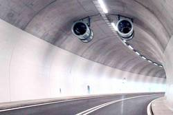 Automation and PLC Panels  in Tunnel Ventilation System