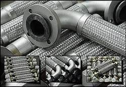 Hoses with end fittings