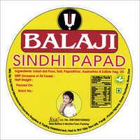 Urad Dal Balaji Papad