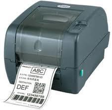 TSC TTP-345 Barcode Label Printer