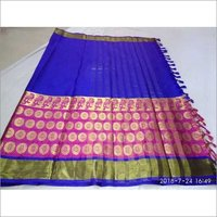 New Poly Silk saree